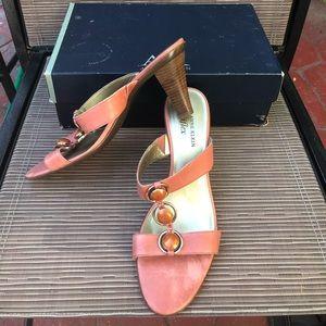 Anne Klein iflex sandals with heels size 8.5